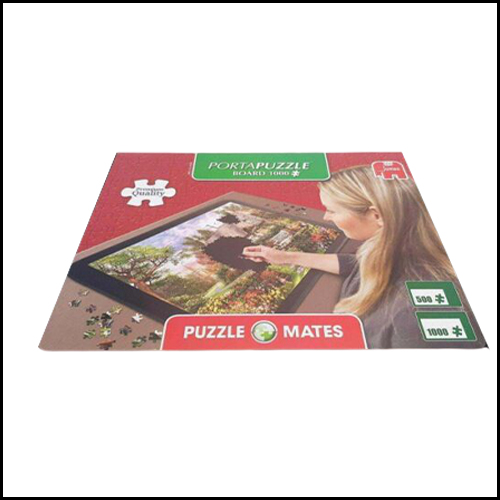 PUZZLE MATES 1000 PORTAPUZZLE BOARD JIGSAW DESIRABLE PUZZLE ACCESSORY NEW 1
