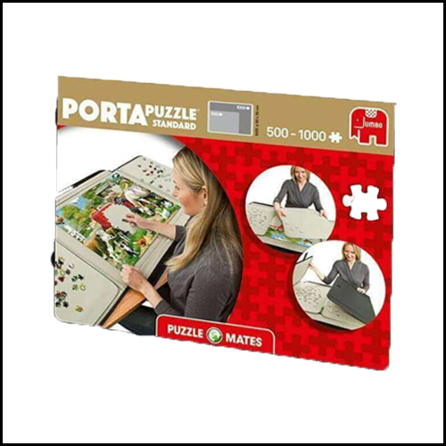 Puzzle Mates Portapuzzle 1000 Piece Jumbo Jigsaw Puzzle Board Storage Mat Case 2