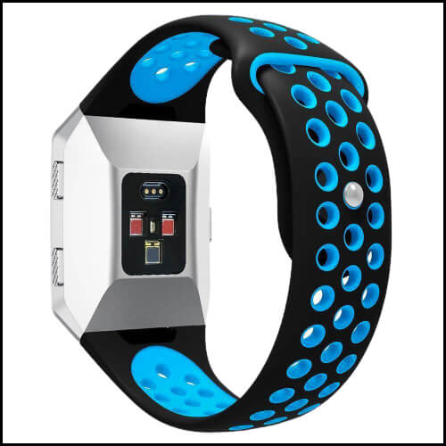 REPLACEMENT SOFT SILICONE SPORTS WATCH BAND STRAP BRACELET FOR FITBIT IONIC