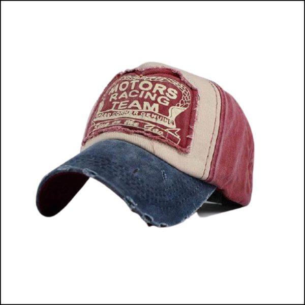 SPRING COTTON BASEBALL CAP SNAPBACK HAT 1