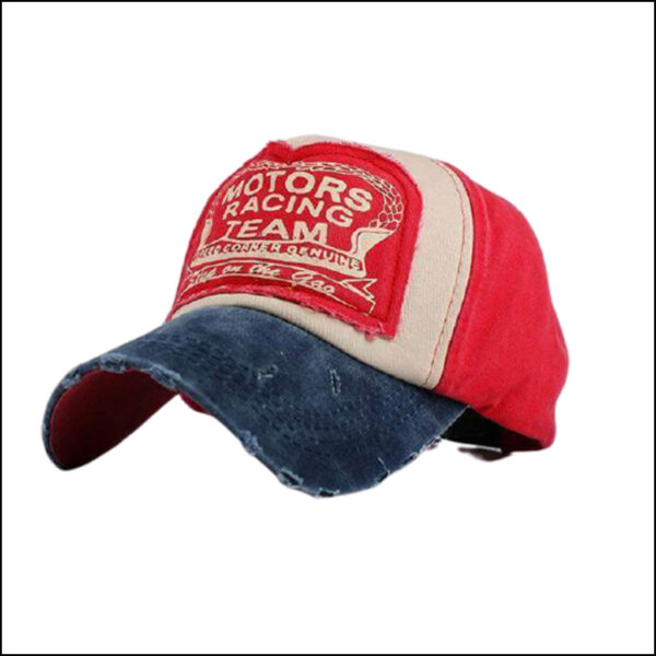 SPRING COTTON BASEBALL CAP SNAPBACK HAT 5