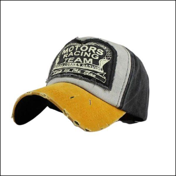 SPRING COTTON BASEBALL CAP SNAPBACK HAT 6
