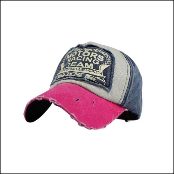 SPRING COTTON BASEBALL CAP SNAPBACK HAT 7