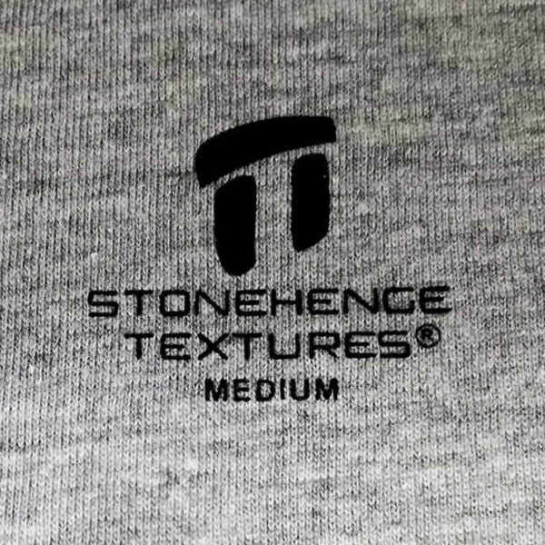 STONEHENGE TEXTURES SHORT SLEEVE T-SHIRT FOR TRAVELERS & BACKPACKERS 3