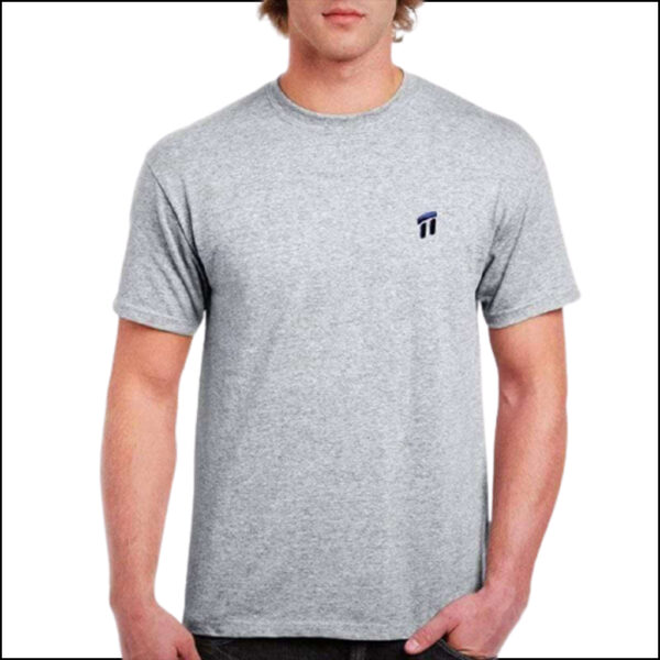 STONEHENGE TEXTURES SHORT SLEEVE T-SHIRT FOR TRAVELERS & BACKPACKERS 4