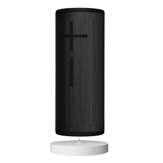 ULTIMATE EARS BOOM 3 WIRELESS BLUETOOTH SPEAKER + POWER-UP CHARGING DOCK IN BLACK AND BLUE