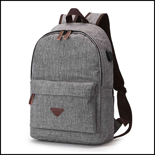 WATER RESISTANT CASUAL DAYPACK FOR WORK TRAVEL SCHOOL LAPTOP