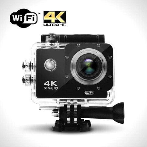 WIFI ACTION SPORTS CAMERA 4K UHD 16MP