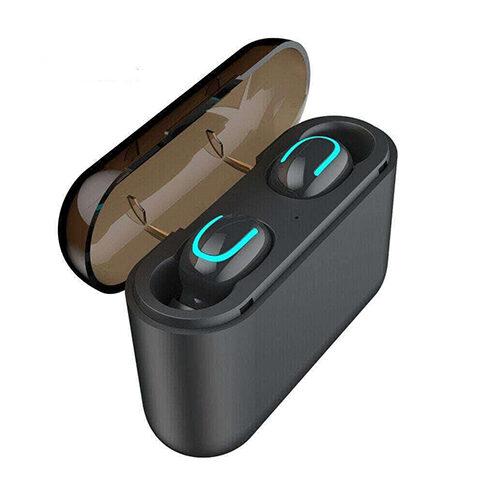 WIRELESS EARPHONES MINI EARBUDS STEREO HEADPHONES