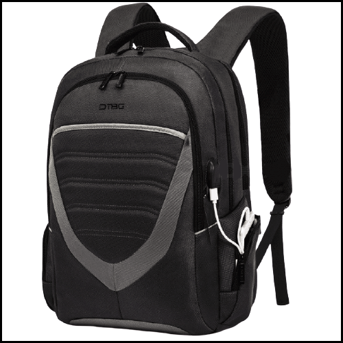 15.6 INCH MULTI COMPARTMENT LAPTOP BACKPACK