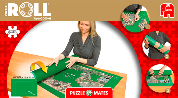 Puzzle Mates Puzzle & Roll (up to 3000 piece puzzles)