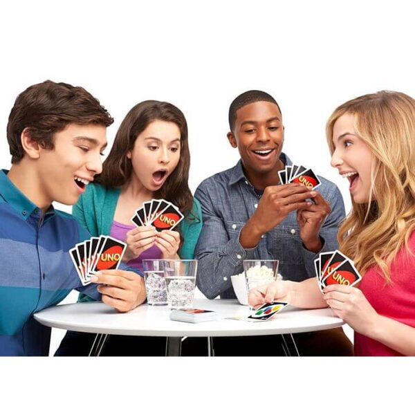 UNO Card Game 3