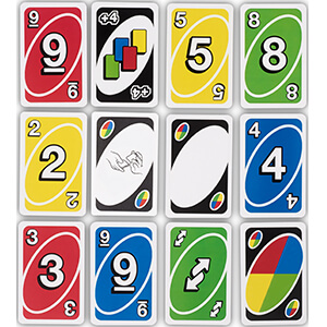 UNO Card Game 4