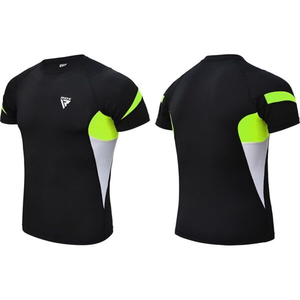 green compression shorts 4