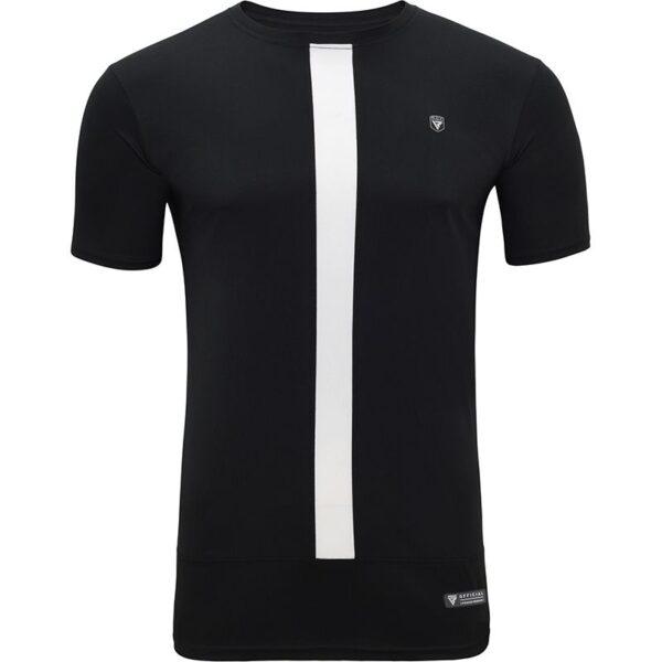 t15 nero black t shirt shorts set 2