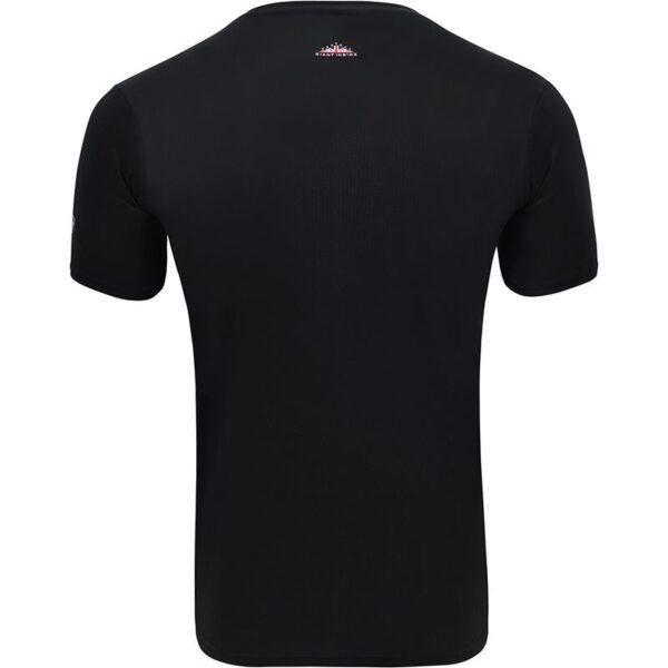 t15 nero black t shirt shorts set 3