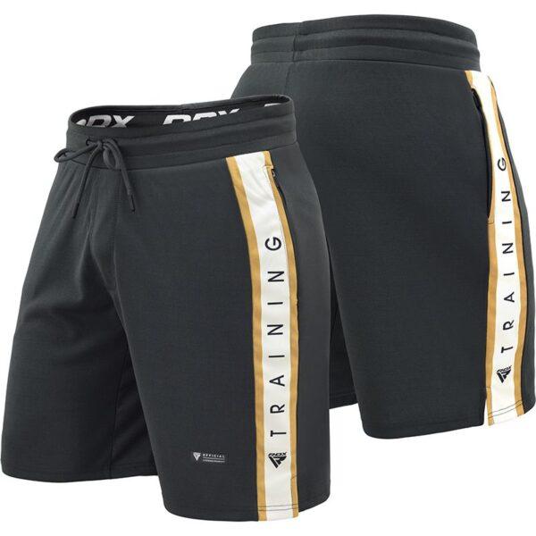 t17 aura training shorts black 1