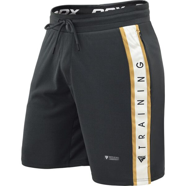 t17 aura training shorts black 3