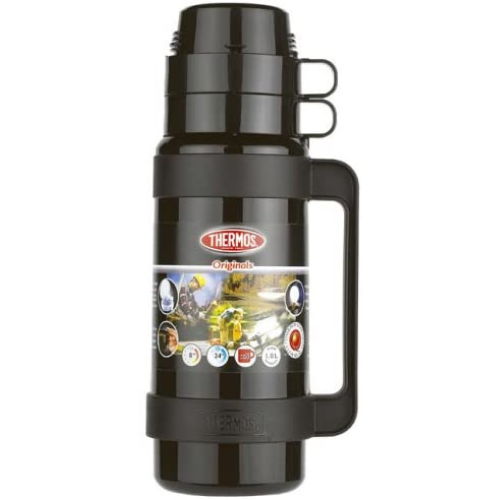 Mondial 32 Series Flask Black (2), Green (2) and Blue (2) 500ml