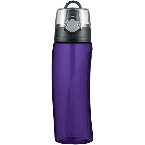 Hydration Bottle with Meter Magenta 710ml