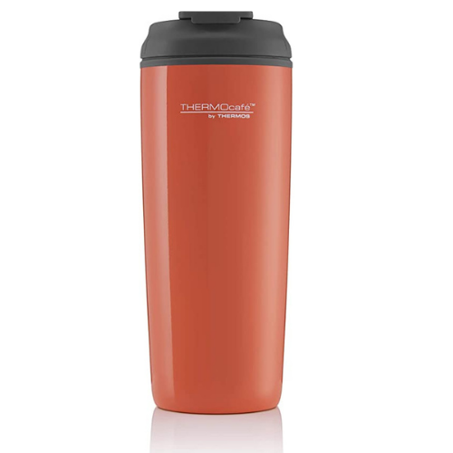 Coastal Flip Top Traveller Tumbler Aqua Wave 450ml
