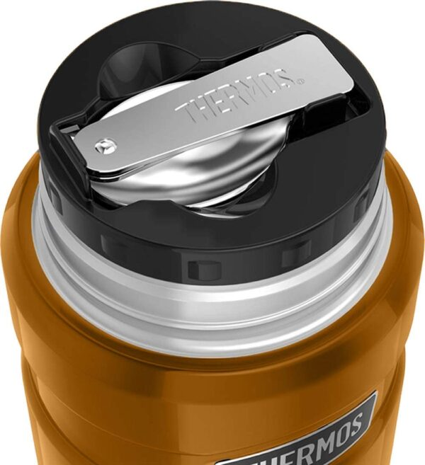 Thermos Stainless King Food Flask 710ml Copper