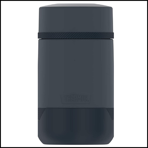Guardian Stainless Steel Food Flask 530ml Blue 1