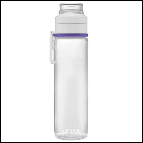Hydration Infuser Bottle Purple 710ml