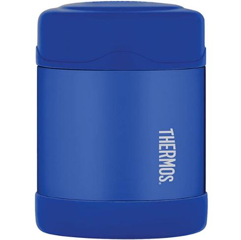 Infant Food Flask Blue 290ml 1