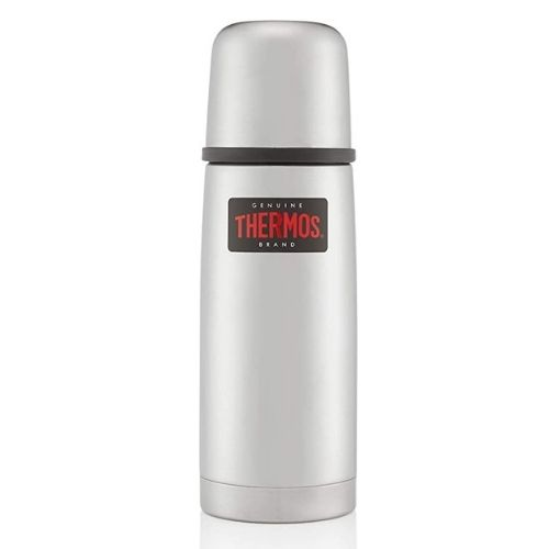 Light and Compact Stainless Steel Flask 350ml