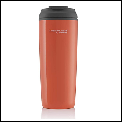 ThermoCafé By Thermos Coastal Flip Top Traveller Tumbler 450ml 1