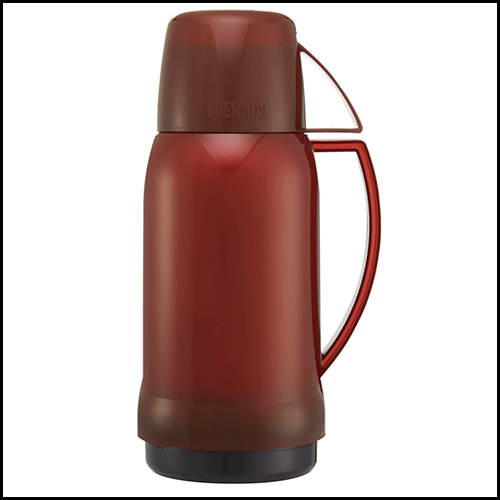 Thermos Jupiter 38 Series Flask 500ml Red 1