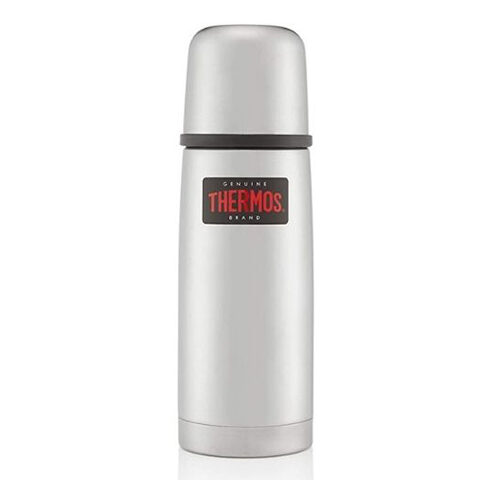 Thermos Light and Compact Stainless Steel Flask 350ml