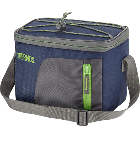 Thermos Radiance Can Cooler Navy 1