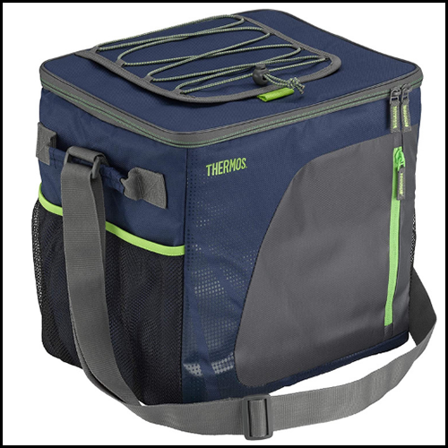 Thermos Radiance Can Cooler Navy 2