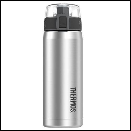 Vacuum Hydration Bottle Stainless Steel 530ml