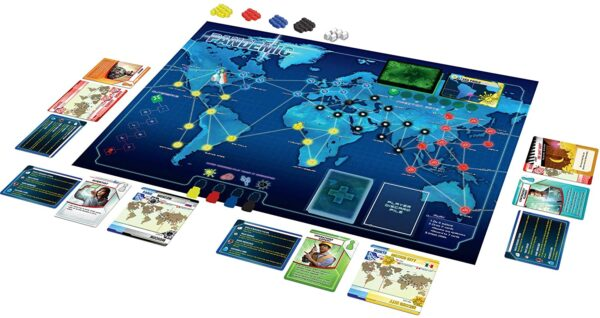 Z-Man Games Pandemic Board Game 2