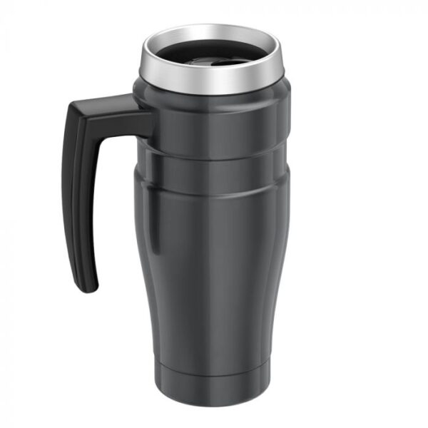 stainless king travel mug gun metal 470ml 170011 hr back