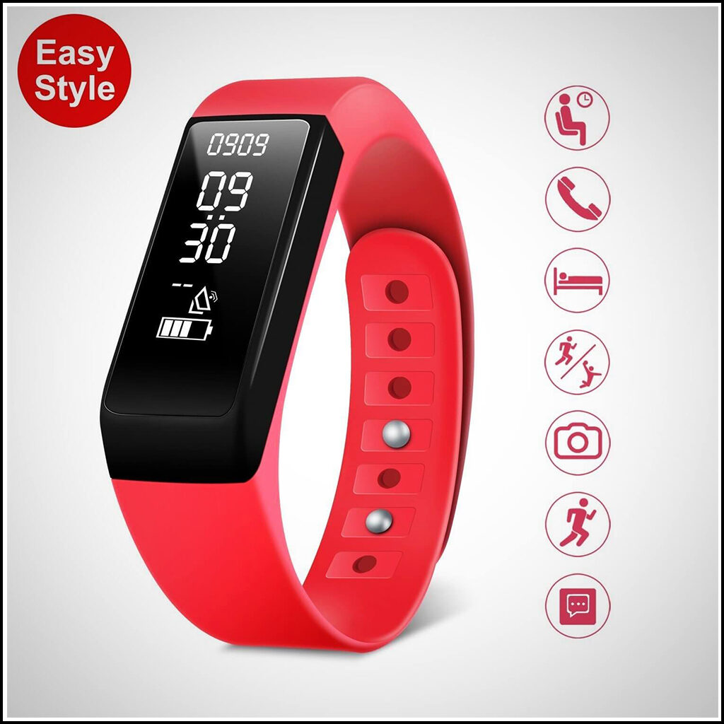 FITNESS TRACKER, SMART BRACELET ACTIVITY TRACKER WATCH WITH SLEEP MONITOR 2