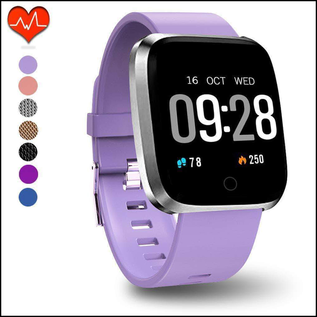 FITNESS TRACKER,ACTIVITY TRACKER WITH HEART RATE MONITOR