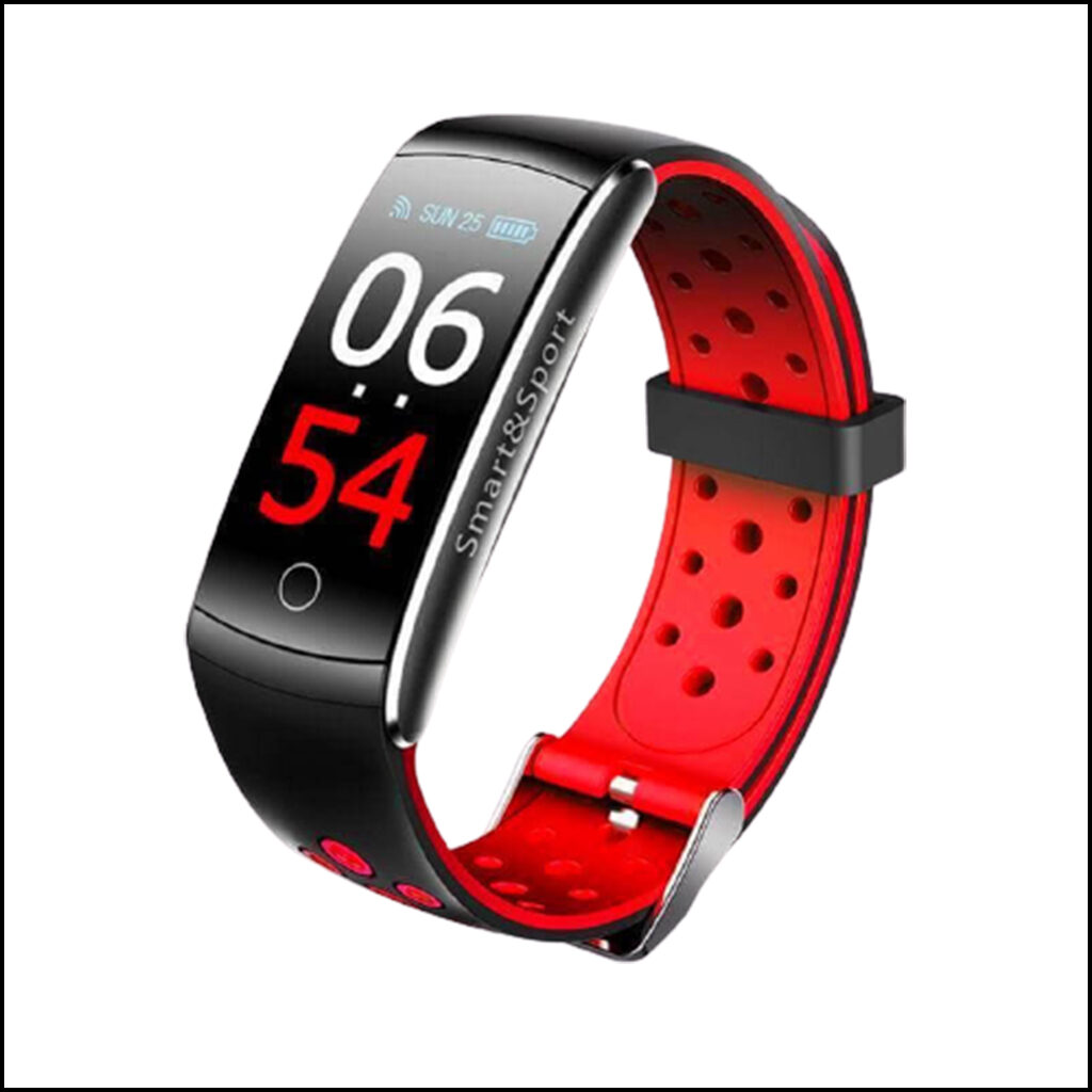 WEARABLE BLOOD PRESSURE MONITOR SMART WATCH FITNESS TRACKER 1