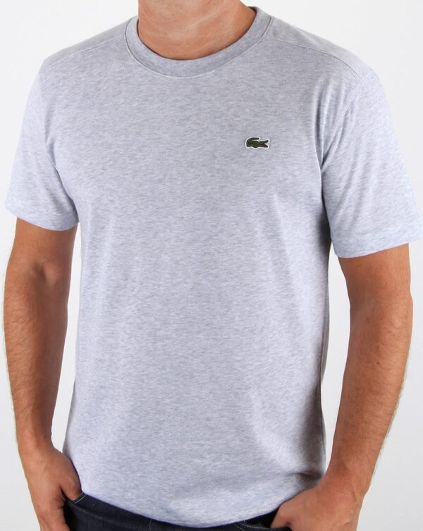 lacoste t shirt grey marl p16439 90954 zoom